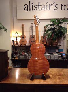 Kauri guitar