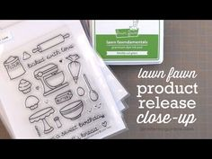 Product Release Close-Up: Lawn Fawn + GIVEAWAY   Jennifer McGuire Ink