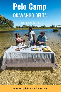 Why you should stay at Pelo Camp, Okavango Delta, Botswana