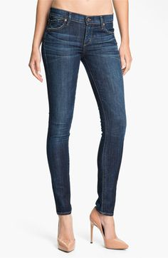 Citizens of Humanity Skinny Stretch Jeans (Spectrum) | Nordstrom