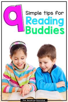 Do you want to implement an effective Reading Buddies program in your elementary school? Check out these must-read tips to ensure a successful and engaging buddy reading program with your students! Plus be sure to download the FREE list of Ice Breaker games for kids that you can use with reading buddies! #thereadingroundup #readingbuddies #teacherfreebie Teaching Reading Strategies, Reading Practice, Reading Fluency, Reading Resources, Teacher Resources, Third Grade Reading, Student Reading, Reading Incentives, What Is Reading