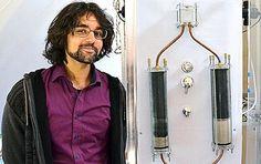 La « douche infinie » écologique, l'invention (open source) de cet ingénieur finlandais