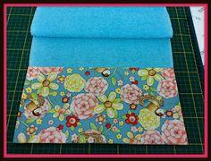 PAP: Como fazer barrado em toalha ou guardanapo