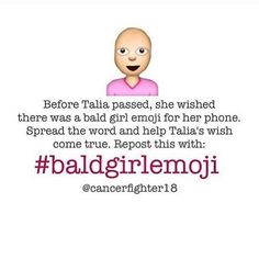 Talia castellano emoji. Spread the word!!!!!!