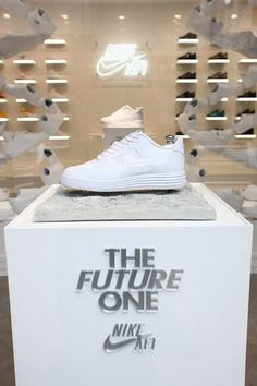 "Nike Air Force 1 XXX ""The Pivot Point"" 30th Anniversary Pop-Up Store"