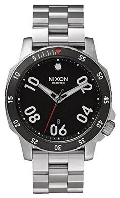 d1fb948e5b7 Black The Ranger Watch by Nixon    Read more reviews of the product by  visiting