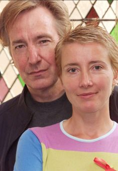 Alan and Emma. May28 2001, AIDS Charity