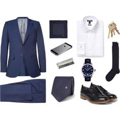 """Blue Monday"" by mfr125 on Polyvore"
