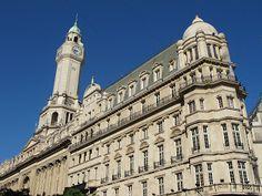 Edificios y Monumentos de Buenos Aires: Palacio Ayerza :: Legislatura de la Ciudad de Buenos Aires
