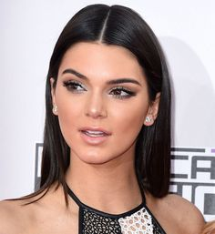 kendall jenner make up beauty style