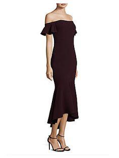 Rachel Zoe Devin Off-The-Shoulder Dress Rachel Zoe 4d18024079