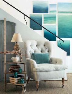 You don't have to own your own home by the beach to bring a touch of beach decorating to your home. Solution to that is creating the same feeling in your home with beach and tropical themed decor. http://www.nicespace.me/ways-of-using-beach-decor-and-colors-5779/
