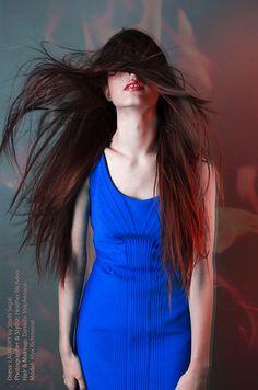 "Editorial Fashion | ""Burning Bright"" | AMissMess Photography"