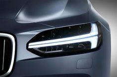 Volvo S90 - Headlights