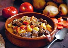 Hearty beef stew #food #recipe #beef