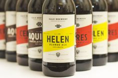 Cale Brewery on Packaging of the World - Creative Package Design Gallery