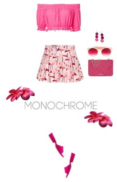 """""""Untitled #752"""" by m-jelic ❤ liked on Polyvore featuring RED Valentino, Apiece Apart, Stuart Weitzman, Encanto, Love Moschino and Pared"""