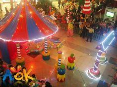 Cirque candy
