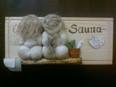Saunakyltti Saunas, Place Cards, Place Card Holders, Steam Room