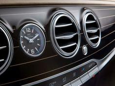 Mercedes-Maybach S-Class Interior