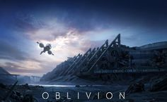 Oblivion Film HD Wallpaper