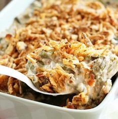 Ultimate Green Bean Casserole - Southern Bite