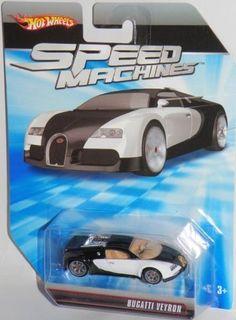 Hot Wheels Speed Machines DARK BLUE Ferrari California 1:64 Scale