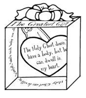 Primária Ala Felicidade: O Espírito Santo