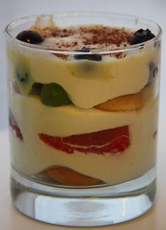 "Domácí ""pribiňák"" (od 1 roku) Kids Meals, A Table, Tiramisu, Panna Cotta, Cheesecake, Food And Drink, Pudding, Healthy Recipes, Drinks"