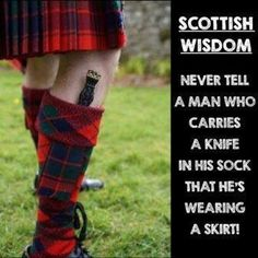scottish wisdom scottish it s