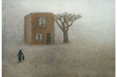 Going Back Home Pastel 13 x 19 ins
