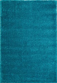 Treat yourself to a rich experience with a cozy, soft turquoise blue shaggy area rug from our exceptional Candy Shag Collection. With densely woven pile this plush rug allows for a wide range of versatile styling options. Kids Play Area, Kids Room, Plush Area Rugs, Casual Decor, Solid Rugs, Shaggy Rug, Latex Free, Kids Playing, Turquoise