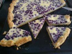 Heidelbeer-Saure Sahne-Kuchen - Rezept mit Bild - kochbar.de