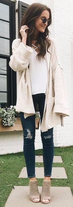 2c2d61371251  Fall  Outfits   +100 Fall Outfits To Try This Year 59 Jarné Oblečenie