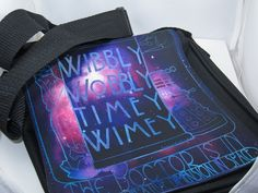 Doctor Who Bag #whovian
