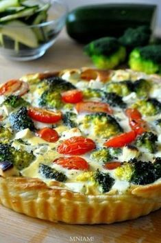 Quiches, Good Food, Yummy Food, Cooking Recipes, Healthy Recipes, Cooking Pork, Food Inspiration, Breakfast Recipes, Food Porn