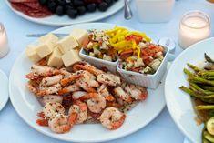diner en blanc food - Google Search                                                                                                                                                      More