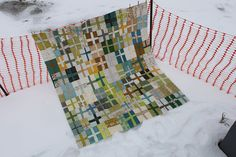 The DoublePlusGood Quilt 2 by r0ssie, via Flickr