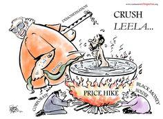Crush Leela :http://cartoonistnituparna.org/post/crush-leela/