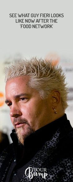 See What Guy Fieri Looks Like Now After the 'Food Network'