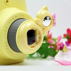 Close Up Lens Lovely Cat Self Portrait Mirror for Fujifilm Instax Mini 8 Mini 7S Instant Film Camera