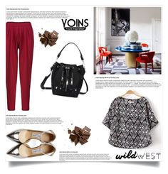 """""""Working Style with Yoins"""" by jasmina-fazlic ❤ liked on Polyvore featuring Jimmy Choo and yoins"""