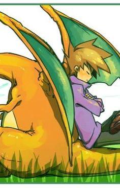 Rivalry-love (Gary Oak x Reader) by Calm_Espeon Pokemon, Pikachu, Gary Oak, Catch Em All, Beyblade Burst, Charizard, Green Day, Bowser, Hero