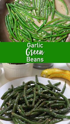These garlic green beans are legit amazing. So easy, buttery, garlicky and yum. A perfect side for so many occasions! These garlic green beans are legit amazing. So easy, buttery, garlicky and yum. A perfect side for so many occasions! Vegetarian Recipes, Cooking Recipes, Healthy Recipes, Steak Recipes, Veggie Dishes, Food Dishes, Vegetable Sides, Easy Vegetable Side Dishes, Vegetable Dish