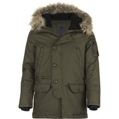 Spiewak & Sons Men's Aviation N3-B Parka It has a longer cut for extra coverage and lightweight synthetic insulation to fight the chill. $395
