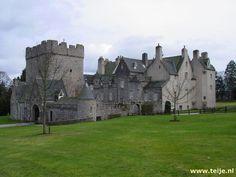 Drum Castle--Queen Margaret Of Scotland & The Isles