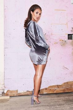 89d9b8e32477 Megan McKenna insists she s  serious  about a music career as she sizzles  in new fashion shoot