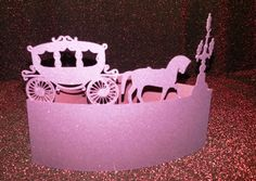 Fancy DIY Carriage horse and lamp standing place cards set of six by hilemanhouse on Etsy https://www.etsy.com/listing/179376079/fancy-diy-carriage-horse-and-lamp