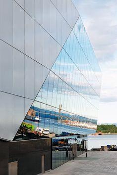 Visit the new and beautiful concert hall! #regionstavanger #visitnorway #norway