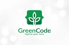 44 best code logo design isnpiraiton images on pinterest logo green code logo template templates this logo is great for coding develop or any other business logo features full color logo v by gunaonedesign friedricerecipe Choice Image